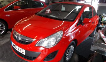 Vauxhall/Opel Corsa 1.0i 12v ( 65ps ) ( a/c ) ecoFLEX 2012MY S full