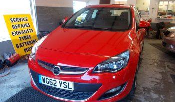 Vauxhall/Opel Astra 2.0CDTi 16v ( 165ps ) ecoFLEX ( s/s ) 2013MY SRi full