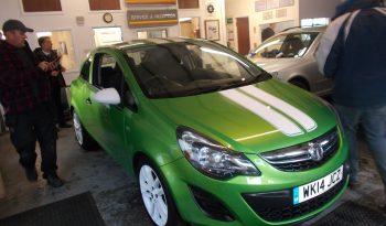 Vauxhall/Opel Corsa 1.2i 16v VVT ( 85ps ) 2014MY Sting