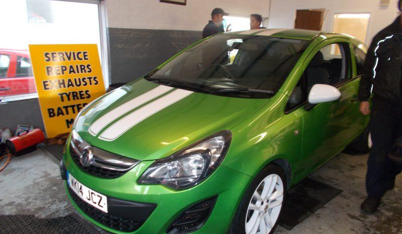 Vauxhall/Opel Corsa 1.2i 16v VVT ( 85ps ) 2014MY Sting full