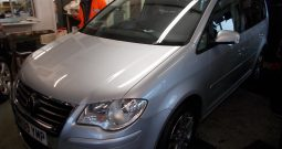 Volkswagen Touran 1.9TDI ( 105ps ) ( 7st ) 2009MY SE