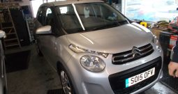 Citroen C1 1.0 VTi ( 68bhp ) 2015.5MY Feel