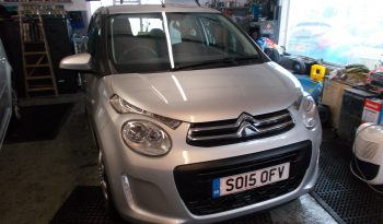 Citroen C1 1.0 VTi ( 68bhp ) 2015.5MY Feel full