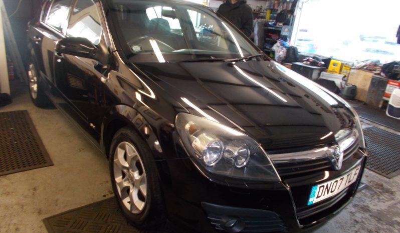 Vauxhall/Opel Astra 1.6i 16v 2007MY SXi full