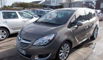 Vauxhall/Opel Meriva 1.4i 16v ( 120ps ) Auto SE full