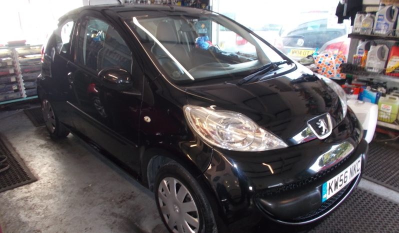 Peugeot 107 1.0 12v 2007MY Urban full