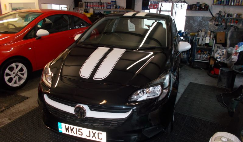 Vauxhall/Opel Corsa 1.4i ( 90ps ) ecoFLEX 2015MY Sting full