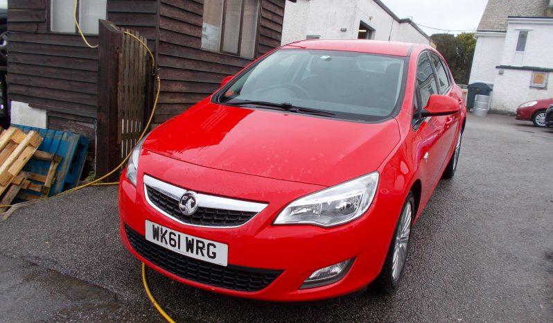 Vauxhall/Opel Astra 1.6i 16v VVT ( 115ps ) 2011.5MY Excite full
