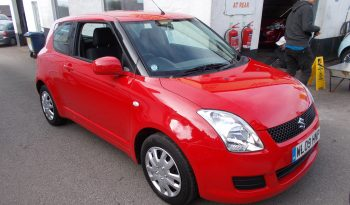 Suzuki Swift 1.3 ( 91bhp ) GL full