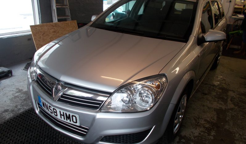 Vauxhall/Opel Astra 1.4 ESTATE LIFE, 5DR, H/B, SILVER MET, LOW MILES, VERY CLEAN EXAMPLE full