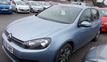 Volkswagen Golf 1.6TDI ( 105ps ) MK6 2009MY SE full