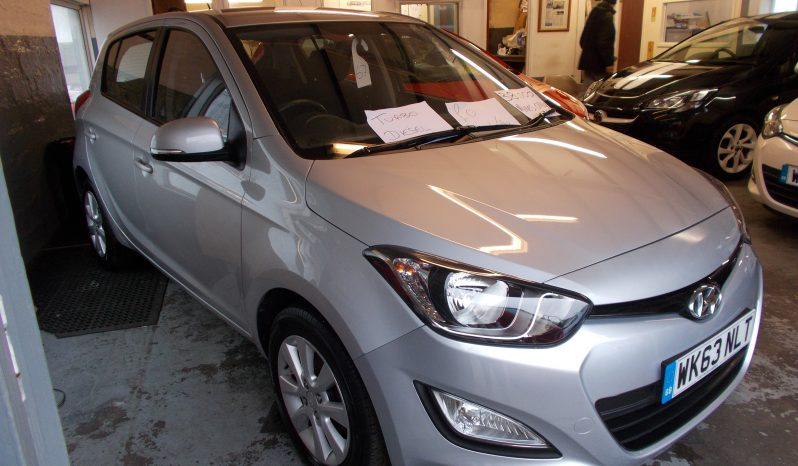 Hyundai i20 1.1CRDi ( 74bhp ) 2012MY Active full