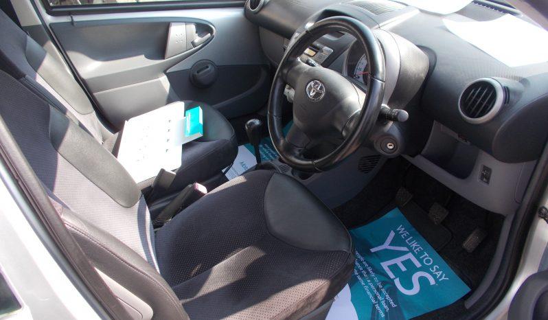 Toyota AYGO 1.0 VVT-i AYGO Platinum a/c full