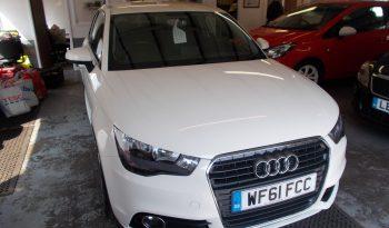 Audi A1 1.6TDI ( 105ps ) 2011MY Sport full