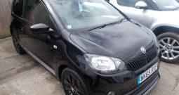 Skoda Citigo 1.0 MPI ( 60ps ) 2016MY Monte Carlo