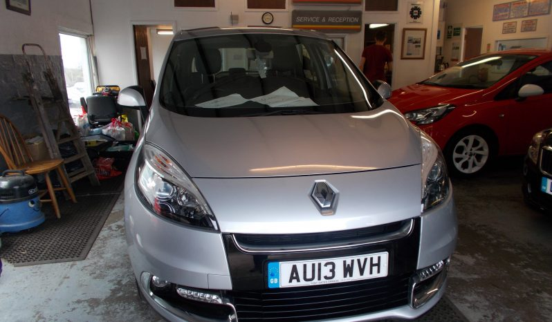 Renault Scenic 1.5dCi ( 110bhp ) 2012MY Dynamique Tom Tom full