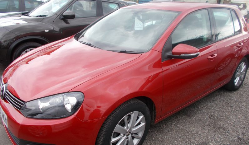 Volkswagen Golf 2.0TDI ( 140ps ) 2010MY Match full