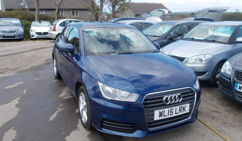 Audi A1 1.6TDI ( 116ps ) ( s/s ) full