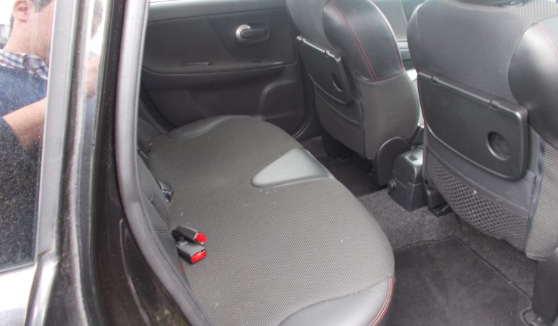 Nissan Note 1.6 16v auto Tekna, 5DR, H/B, BLACK MET, 47000 MILES ONLY, HALF LEATHER, VERY CLEAN EXAMPLE full
