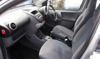 Peugeot 107 1.0 2-Tronic 2005MY Urban, 5DR, H/B, SILVER MET, 54000 MILES, ONLY, £20 ROAD TAX, VERY CLEAN EXAMPLE full