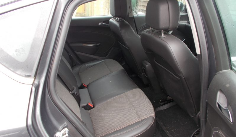 Vauxhall/Opel Astra 1.4 ( 140ps ) 2010MY SE, 5DR, H/B, GREY MET, LOW MILES, HALF LEATHER, VERY CLEAN EXAMPLE full
