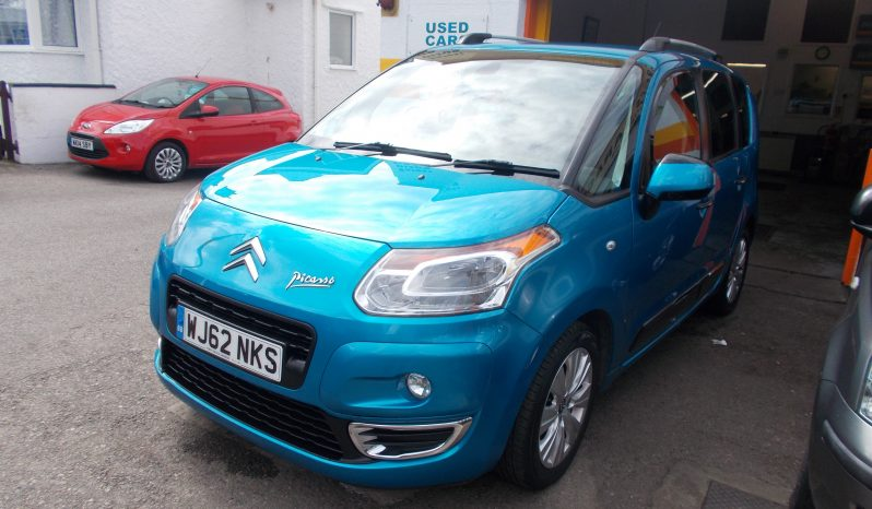 Citroen C3 Picasso 1.6VTi ( 120bhp ) EGS6 2010MY Exclusive, 5DR, H/B, BLUE MET, LOW MILES, VERY CLEAN EXAMPLE full
