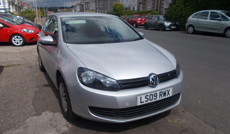 Volkswagen Golf 1.4 ( 80P ) 2009MY S, 3DR, H/B, SILVER MET, 37000 MILES ONLY, VERY CLEAN EXAMPLE full