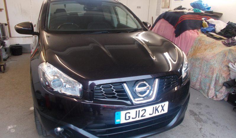 Nissan Qashqai+2 1.5dCi 2WD 2010MY N-TEC, 5DR, H/B, NIGHTSHADE MET, 7SEATER, VERY CLEAN EXAMPLE full