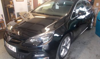 Vauxhall/Opel Astra 1.6 ( 115ps ) 2014MY Limited Edition, 5DR, H/B, BLACK MET, CORNISH, VERY CLEAN EXAMPLE