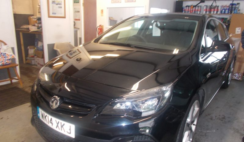 Vauxhall/Opel Astra 1.6 ( 115ps ) 2014MY Limited Edition, 5DR, H/B, BLACK MET, CORNISH, VERY CLEAN EXAMPLE full