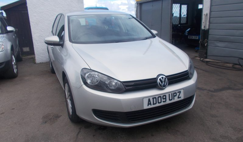Volkswagen Golf 1.6 ( 102bhp ) 2009MY S, 5DR, H/B, BEIGE MET, VERY CLEAN EXAMPLE full