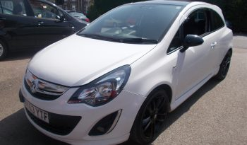 Vauxhall/Opel Corsa 1.2i 16v ( 85ps ) Limited Edition ( a/c ) 2014MY, 3DR, H/B, WHITE, VERY CLEAN EXAMPLE full
