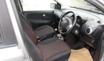 Nissan Note 1.4 16v 2011MY N-TEC, 5DR, H/B, SILVER MET, LOW MILES, VERY CLEAN EXAMPLE full