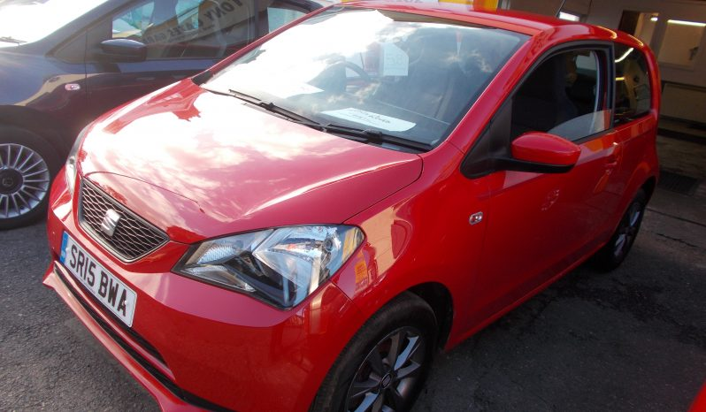 Seat Mii 1.0 ( 60ps ) 2016MY I-TECH, 3DR, H/B, RED, 34000 MILES ONLY, VERY CLEAN EXAMPLE full