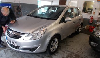 Vauxhall/Opel Corsa 1.3CDTi ( 75ps ) ecoFlex 2009MY Active, 5DR, H/B, SILVER MET, £30 ROAD TAX, VERY CLEAN EXAMPLE full