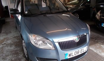 Skoda Fabia 1.4TDI PD ( 70bhp ) 1, 5DR, H/B, BLUE MET, VERY CLEAN EXAMPLE full