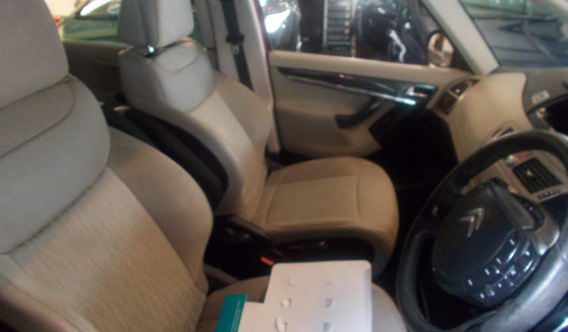 Citroen C4 PICASSO 1.6 HDI AUTO full