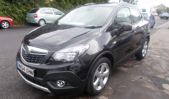 Vauxhall/Opel Mokka 1.7CDTi 16v ( 130ps ) ecoFLEX FWD ( s/s ) 2014MY Tech Line, 5DR, H/B, BLACK MET, 35000 MILES ONLY, £30 ROAD TAX, VERY CLEAN EXAMPLE full