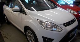 Ford C-MAX 1.6TDCi ( 115ps ) 2014MY Zetec, 5DRM, H/B, WHITE, CORNISH, 27000 MILES ONLY, £30 ROAD TAX, VERY CLEAN EXAMPLE