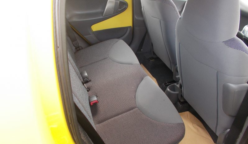 Peugeot 107 1.0 12v 2007MY Urban, 5DR, H/B, YELLOW, CORNISH, LOW MILES, VERY CLEAN EXAMPLE, £20 ROAD TAX full