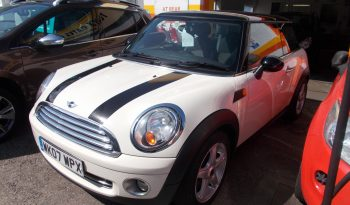 Mini Mini 1.6 ( 120bhp ) ( Chili ) Cooper, 3DR, H/B, WHITE, CORNISH, VERY CLEAN EXAMPLE full