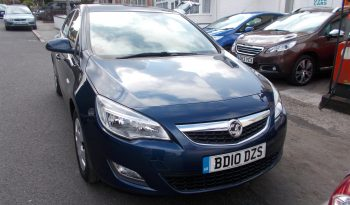 Vauxhall/Opel Astra 1.6 AUTO, 5DR, H/B, BLUE MET, 49000 MILES ONLY, VERY CLEAN EXAMPLE full