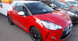 Citroen DS3 1.6e-HDi ( 90bhp ) Airdream DStyle Plus, 3DR, H/B, RED, £0 ROAD TAX, VERY CLEAN EXAMPLE