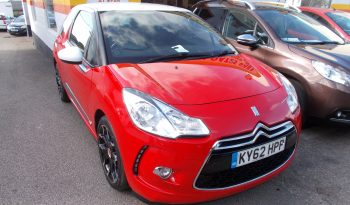 Citroen DS3 1.6e-HDi ( 90bhp ) Airdream DStyle Plus, 3DR, H/B, RED, £0 ROAD TAX, VERY CLEAN EXAMPLE full