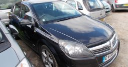 Vauxhall/Opel Astra 1.9CDTi 16v ( 150ps ) 2008MY SRi, 5DR, H/B, BLACK MET, LOW MILES, VERY CLEAN EXAMPLE