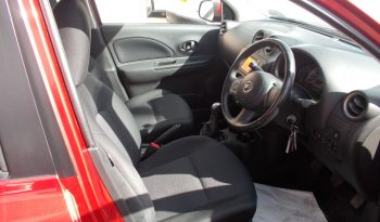 Nissan Micra 1.2 12v DIG-S ( 97bhp ) ACENTA, 5DR, H/B, RED MET, LOW MILES, £0 ROAD TAX, VERY CLEAN EXAMPLE full