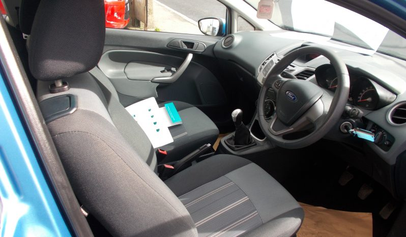 Ford Fiesta 1.4TDCi 2010.5MY Edge, 3DR, H/B, BLUE MET, £20 ROAD TAX, VERY CLEAN EXAMPLE full