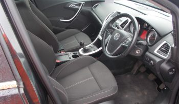 Vauxhall/Opel Astra 2.0CDTi 16v ( 165ps ) ( s/s ) 2012.5MY SRi, 5DR, H/B, BLACK MET, LOW MILES, VERY CLEAN EXAMPLE full