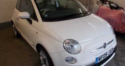 Fiat 500 1.3 MultiJet LOUNGE, 3DR, H/B, 62000 MILES ONLY, £20 ROAD TAX, VERY CLEAN EXAMPLE