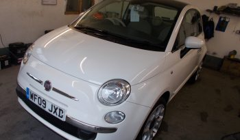 Fiat 500 1.3 MultiJet LOUNGE, 3DR, H/B, 62000 MILES ONLY, £20 ROAD TAX, VERY CLEAN EXAMPLE full